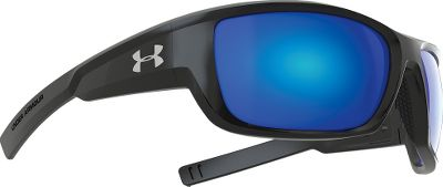 Entertainment Built with high-performance components, Under Armour Performance Eyewear delivers superior vision, comfort and strength. UA Storm Polarized lenses filter out glare in reflective conditions, offering astounding visual clarity and true color recognition. Made with ArmourSight technology, lenses enhance peripheral vision and meets ANSI Z87.1 safety standards stronger than polycarbonate lenses. ArmourFusion frames are lightweight and strong. Adjustable nose pad provides a custom fit. Manufacturer lifetime warranty. Color: Storm. Gender: Male. Type: Polarized. - $144.99