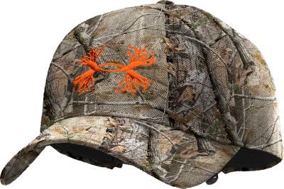 Hunting The Under Armour Antler Adjustable Cap has a HeatGear sweatband for moisture-wicking performance. Adjustable fit. One size fits most. Imported. Color:Blaze Orange. Size: One Size. Color: Blaze Orange. Gender: Male. Age Group: Adult. - $14.88