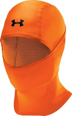 Hunting Hood converts to neck gaiter during warmer conditions. ColdGear fabric delivers superior moisture management. One size fits most. Imported. Camo pattern: Blaze Orange. Type: Headcovers. Size: One Size Fits Most. Camo Pattern: Blaze Orange. Size One Size Fits Most. Color Blaze Orange. - $24.99