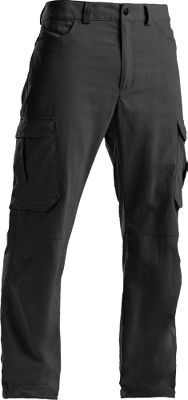 Hunting Lightweight tactical pants made of rugged, 100% nylon thats comfortable in extreme conditions. Unique moisture transport system wicks moisture away from your skin for rapid evaporation, maximizing comfort. Leg openings feature ties for a secure and custom fit. Six-pocket cargo style provides ample room for storing essentials. UPF rating of 30. Imported.Inseams: 30, 32, 34.Even waist sizes: 30-44.Colors: Black, Desert Sand. - $49.88