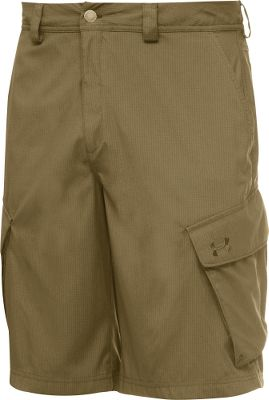 Fishing Quick-drying and moisture-wicking qualities keep you cool and comfortable when the heat is on. With seven pockets, these shorts have enough room to hold everything youll need while fishing. The lightweight, tear-resistant nylon ripstop has a UPF rating of 50. Imported.Inseam: 9-1/2.Even waist sizes: 30-44.Colors: Bayou, Black, Drab, Branch, Titanium/Battleship. Waist: 34. Type: Shorts. Size: 34. Inseam: BRANCH. Size 34. Color Branch. - $44.88