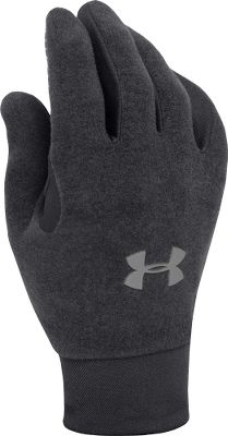 Fitness Wind- and water-resistant gloves feature soft-fleece linings for heat-trapping, cold-weather comfort. Durable nylon face with four-way stretch for increased dexterity and flexibility. Palm grips. Imported.Sizes: S-XL.Color: Black. - $29.99