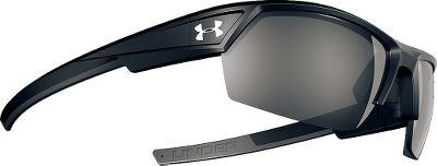 Entertainment The aggressively styled Under Armour Igniter II Polarized Sunglasses with ArmourFusion frames boast superior strength and lightweight comfort. Its inherent memory retains a face-fitting shape. Engineered in collaboration with one of the leaders in optics Zeiss the UA Storm lenses feature polarized lens technology of Under Armours Core 2.0 Storm Polarized Sunglasses cuts glare, enhances color and repels water, grease and mud, providing crystal-clear vision. Hardcoat finish resists oils, saltwater and other outdoor substances. Innovative Storm lenses reduce glare and provide maximum protection from harmful UV rays. The easy-to-clean lenses prevent scratches and smudges on the lenses. The three-point grip and adjustable nose pad ensure a comfortable and secure fit. TR 90 NZZ frame material is higher grade thanstandard TR 90 and is used for ballistic-rated products. Lenses have a scratch-resistant hydrophobic coating. Color: Storm. Gender: Unisex. Type: Polarized. - $144.99