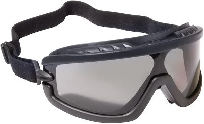 Ski Shatter-resistant safety goggles for your airsoft adventures. Adjustable strap keeps them securely attached. Equipped with anti-fog ventilation and flexible frames. Type: Soft Air. - $11.88