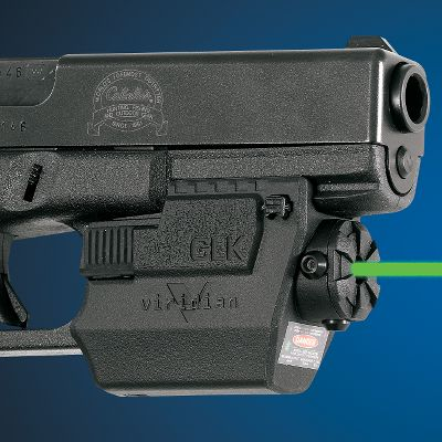 Hunting Nothing says STOP! like a Viridian Laser Sight. Green lasers are the first choice for those who take their personal defense seriously, because they enhance target acquisition and intimidate assailants. This laser incorporates a quick-detach system, ambidextrous activation and SmartLaser technology. Produces laser light at the maximum legally allowed power, producing a cant-miss aiming point. Its the most visible daytime laser available, and also projects a bright beam in low-light situations. Constant and pulsing modes. Laser only.Available for the following:Walther P22GlockSpringfield XD/XDM Type: Green Laser Sights. Type: Green Laser Sights. Springfield Xd/Xdm. - $234.88