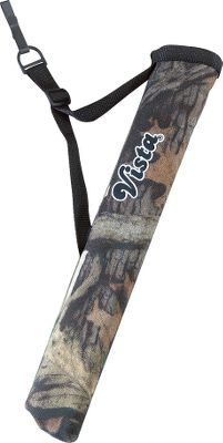 Hunting Adjustable clip-on design for a clean fit on smaller-framed archers. Two arrow tubes protect arrows and keep them separated for easy selection. 17 heavy-duty construction lasts for years in any shooting condition. Easily adjusts for right- or left-handed shooters. Camo. Color: Camo. Age Group: Kids. - $15.99