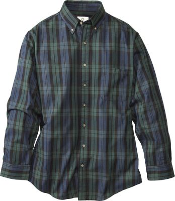 Guns and Military Traditional plaid designs and premium materials give these shirts a timeless look and feel. The soft blend of premium cotton and merino wool delivers warmth and comfort throughout the day. The button-down collars, adjustable cuffs and patch pocket make the Viyella shirts versatile enough for any occasion. 80/20 cotton/wool construction. Imported.Sizes: S-2XL.Colors: Black Watch, Red/Black Tartan, Cream Gradient Jumbo Check, Ivory/Gray Plaid, Blue/Burgundy/Orange Check, Navy District, Plum Glen, Red Plaid, Multi Gingham Check, Navy/White Overcheck, Maze/Brown/Blue Check, McHardy Tartan, Navy/Brown Tattersall, Olive/Plum Tartan, Blue/Green Tartan, Black/Olive Plaid, Cream Gradient District, Ecru Gradient District Check, Autumn Color Block, Cream Gradient/Burgundy/Rust, Blue/Navy District, Raspberry/Gold Plaid, Navy/Olive. - $39.88