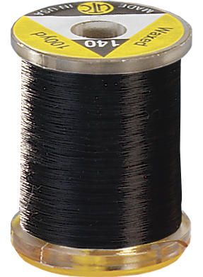 Flyfishing Ultra Thread is engineered to enhance tying performance. Nylon thread is strong, flat, smooth and lightly waxed. Spool easily secures thread tag end. Use Ultra Thread 140 for medium to large flies. Per 100-yd. spool. Colors: White, Blue Dun, Dark Brown, Black, Fluorescent Pink, Fluorescent Fire Orange, Red, Fluorescent Chartreuse, Yellow, Olive. Color: Chartreuse. Type: Threads. - $1.99