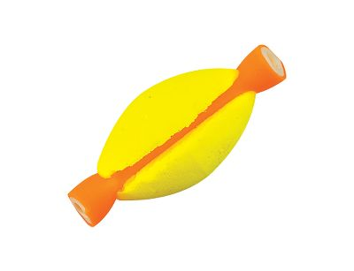 Flyfishing Lightweight, high floating, easy to see strike indicator. Notifies you of the most subtle take. Fluorescent gasket. Sizes: Small, Medium, Large. Colors: White, Fluorescent Yellow, Fluorescent Orange. Size: MEDIUM. Color: Yellow. Type: Strike Indicators. - $5.29
