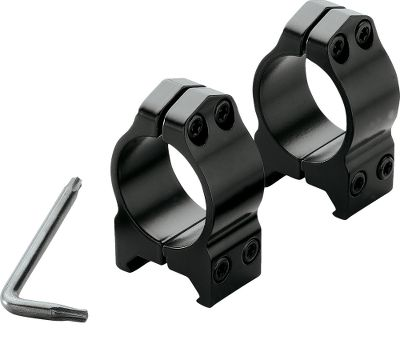 Hunting Warne produces premium-quality, Weaver-style rings with a strong steel construction. The electrostatic powder-coated finishes are baked for a classy look that holds up to tough hunting conditions. Available in a matte finish to complement most rifle/scope combinations. Available: Medium. Finish: Matte. - $34.99