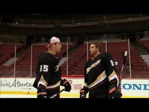 Team Sports | Bobby Ryan vs. Ryan Getzlaf