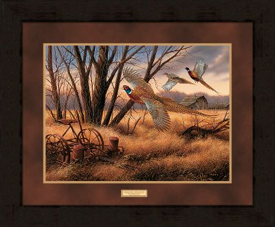 Hunting Created exclusively for Cabelas, these beautiful Limited Edition prints from the Great Northern Art collection resonate with the rustic beauty of natural wildlife. Double-matted, framed and ready to hang, they feature a brass nameplate bearing the words Cabelas Exclusive Edition, each prints title and the artists name. Cabelas exclusive. 25H x 31W. Available: Last Light. Color: Natural. - $149.99