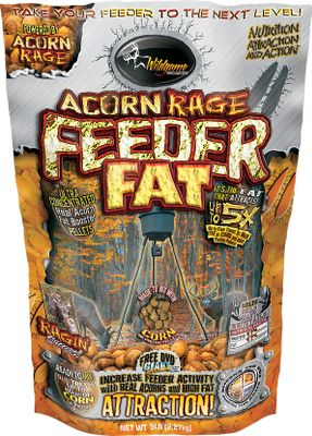 Hunting Real acorns put in a very concentrated, Hi-Fat boosting pellet designed to bring corn or protein pellets to the next level and attract more deer to your feeder. 5-lb. bag. Type: Deer Attractants. - $12.99
