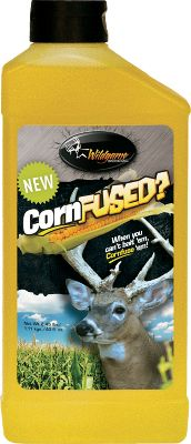 Hunting Spray this concentrated corn-scent attractant around your stand to lure deer in. Per 40-oz. bottle. - $7.99