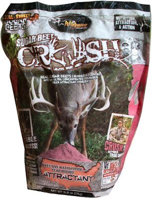 Hunting 100% real sugar beets blended with beans to lure in that once-in-a-lifetime trophy. Available: 5-lb. bag. Type: Deer Attractants. - $14.99