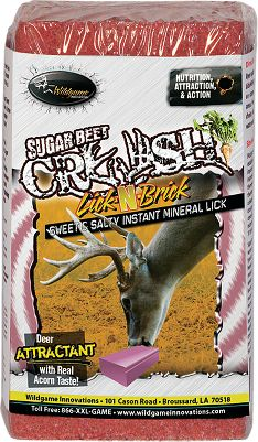 Hunting 100% smashed sugar beets blended with fresh, heat-processed beans keeps them coming back for more. Available: 4 lbs. - $4.99