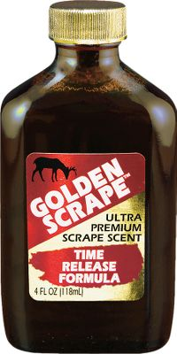 Hunting A long-lasting, time-release formula designed to heat up mock scrapes and natural scrapes alike. Contains buck-in-rut and doe-in-heat urines. Enhanced with subtle tones of fresh-scraped earth and Territorial Musk. Color: Natural. - $16.99