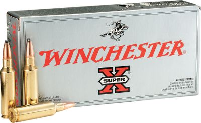 Hunting This classic ammunition has proven itself world wide with its unmatched game-getting results. Super-X Power-Point ammunition boasts incredible knockdown power on deer-sized game. The bullet has an exposed soft lead tip and a notched jacket for rapid, yet controlled expansion and maximum energy transfer. Type: Centerfire Rifle. - $15.99