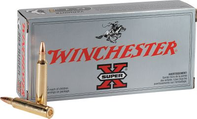 Hunting Winchester ammunition is introducing these specially packaged 204 Ruger Jacketed Hollow Points in 34 gr. to meet the needs of the high-volume varmint hunter. Per 40 rounds. - $39.99