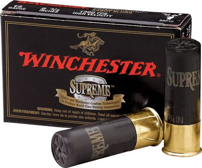 Guns and Military For maximum, long-range buckshot peformance, Winchester Double X Magnum Buckshot buffered, copper-plated buckshot loads will bring the game home. Per 5 rounds. - $7.99