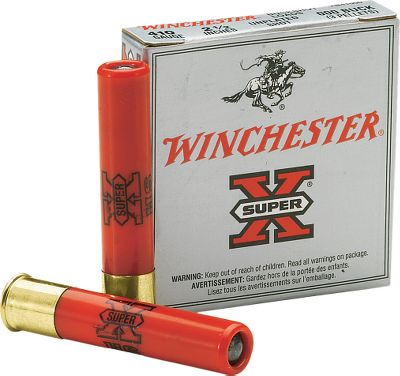 Guns and Military Enjoy shooting your Taurus Judge revolver or .410-bore shotgun even more knowing youre saving by buying in bulk with Winchesters Super-X .410 Buckshot. These 2-1/2 shells contain three 000 pellets each. Great for practice or home defense. Type: Buckshot. - $129.99