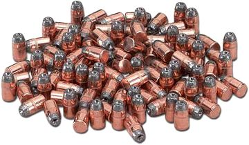 Winchester Pistol Bullets are truly superior - that's because Winchester is the only ammunition company that makes its own cartridge components from raw materials right through to the finished product. Dedication and quality control are key components in the design and manufacture of these pistol bullets. That's why reloaders buy more Winchester components than any other brand. Available in a variety of calibers to fit your needs. Per 100. Type: Handgun Bullets. - $14.99