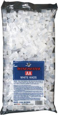 Winchester Wads are designed for the proper rate of collapse. These wads cushion initial shock to take the bite out of recoil and provide uniform ballistics which other wads often can't provide. Type: Wads/Hulls/Shot. - $139.99