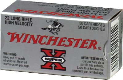 Entertainment Patented tin technology gives you maximum expansion and extreme accuracy in a lead-free projectile. Its great for plinking, small-game, varmint hunting and pest control. Meets all California lead-free requirements. High Velocity 1650 FPS, 26 grain hollow point. 50 rounds per box. - $9.99