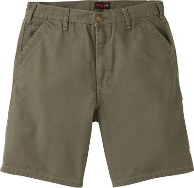 Working hard or playing hard in the heat requires shorts that will stay together and remain comfortable no matter what youre putting them through. Wolverines Hammer-Loop Shorts will do just that. Constructed of 12-oz. cotton denim. Carpenter styling with hammer loop. Triple-needle-stitched with rivet reinforcement. Enzyme bleached. Machine washable. Imported. Inseam: 9. Even waist sizes: 32-44. Colors: Khaki, Peat, Charcoal, Hickory, Field Green, Stone, Gravel. Size: 44. Color: Khaki. Gender: Male. Age Group: Adult. Material: Cotton. Type: Shorts. - $5.99
