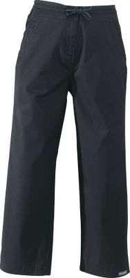 Ideal for travel, these pants are lightweight, wrinkle-resistant and pack easily to go with you anywhere. Their fast-drying fabric is a blend of 67% cotton, 29% nylon and 4% spandex stretch poplin that's boulder-washed for skin-pleasing softness. A UPF rating of 40+ provides protection from the sun. Adjustable waist. Security pocket. Machine washable. Imported.Sizes: 4-18.Colors: Black, Khaki. - $19.88