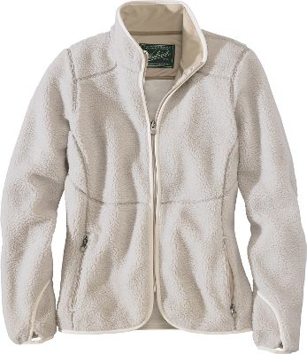 Entertainment Soft and lightweight, this is the perfect go-to jacket for evening campfires and early-morning trail hikes. The soft, 5-oz. fleece has lower, zippered handwarmer pockets to tuck hands or small gear into, such as a flashlight or pocket knife. An internal security pocket holds your cell phone or media device, and even has a media-cord port to feed your headphones up to your ears, safe from the zipper. Thumbholes on the sleeves help keep your hands warm when gloves are too much. Shell is 65/35 polyester/acrylic; liner is 100% polyester. Machine washable. Imported.Sizes: S-2XL.Colors: Onyx Heather, Dark Roast Heather, Stone Heather. - $149.00