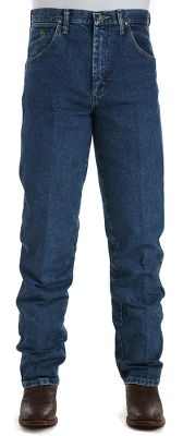 These limited-edition jeans are the choice of country music legend George Strait. Wrangler Mens George Strait Cowboy Cut Relaxed Fit Jeans are relaxed fit with straight-legged openings and traditional five-pocket styling. George Strait logo on the pocket. Imported. Inseams: 30, 32, 34, 36, 38. Waist sizes: 29-40, 42-58 even. Color: Darkstone. Size: 40. Color: Darkstone. Gender: Male. Age Group: Adult. Type: Jeans. - $50.99