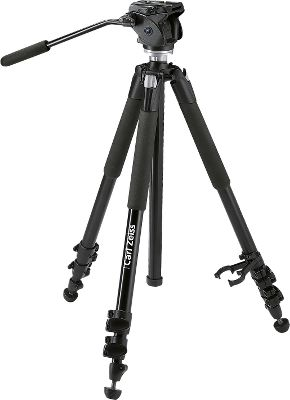 Hunting The Zeiss Aluminum Tripod features a state-of-the-art photo/video head that will enhance your observation and photography. With the built-in sliding balance plate and the improved quick-release plate, youll be able to remove, mount and ready differing optical equipment with ease. Using the left-or right-hand mountable control arm, youll note the exceptionally smooth and fluid action. The advanced counter-balance spring and height-adjustable leg set ensure an incredibly stable platform. For use with Zeiss DiaScopes and PhotoScope. Works with most Zeiss binoculars with the Zeiss Binofix Tripod Adapter. Includes spikes, locking clips and a carry strap. Weight: 7.9 lbs. - $449.99