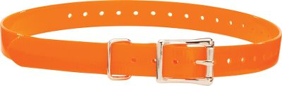 Entertainment Get the right size every time with these cut-to-fit collars that fit necks 11 to 27. Clean up in seconds and resist mildew and bacteria. Works as a stand-alone collar, too. Colors: Black, Blue, Green, Orange, Pink, Red, Yellow. Color: Orange. Gender: Male. Age Group: Adult. Type: Electronic Collars. - $12.99