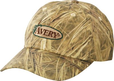 Hunting Classic, six-panel construction with an embroidered Avery logo on the front and a brass roller closure. Imported. One size fits most.Camo pattern: KW-1 . - $3.88
