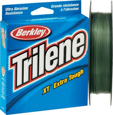 Fishing This extra-tough line is perfect for rugged fishing conditions like brushpiles and rock bottoms. 330-yard spools. Color: Green. Available:330-yd. Spools - 4, 6, 8, 10, 12, 14, 17, 20 lb. test.250-yd. Spools - 30 lb. test. - $2.88