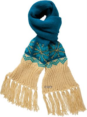Ski This scarf is finished off with playful, traditional tasseled ends. 100% acrylic. One size fits most. Imported. Colors: Scuba Blue, Black, Sangria. - $17.88