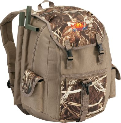 Hunting Put an end to lost screws, wings and feet with this comfortable, hands-free pack. Designed for use with all models, providing a convenient place to store your Mojo, pole, wings, battery and accessories. Imported. - $39.99