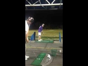 Golf | AMAZING Team Golf Trick Shot!!