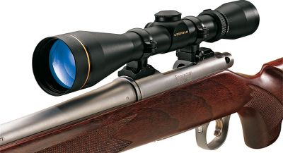 Entertainment This scope is fast becoming a favorite with a new generation of shooters worldwide. Why is it so popular? The design is based on the famous VX-II, the scope hunters and shooters made one of the world's best sellers. Multicoat 4 lens coatings make these optics bright, clear and sharp, even at dawn and twilight. All VX-IIs follow in the footsteps of Vari-XIIs with flawless repeatable accuracy, shot after shot, and 1/4-MOA windage and elevation clicks for extreme precision. The rugged housings are sealed and charged with nitrogen for complete waterproof integrity, and every model is run through an extensive series of impact tests to ensure a lifetime of reliable service in the field. Leupold's Full Lifetime Guarantee stands as testimony to this incredible toughness and dependability. The non-critical eye-relief will get you on target with speed. You can complement your firearm with a choice of Matte Black, Gloss Black or Silver finishes on some models. There's also a wide range of magnification options to best match the terrain you hunt and your style of shooting. Weight (oz.): 12. Type: Riflescopes. Reticle: Duplex. Power: 3-9. Objective Diameter (mm): 40. Length (in.): 12.3. FOV @ 100 yds. (ft.): 32.3-14. Finish: Matte. Eye Relief (in.): 4.7-3.7. Power 3-9x40 Matte/Duplex. - $199.88