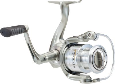 Fishing Mitchell quality with premium, high-end components at a fraction of the cost. The four-bearing system with instant anti-reverse delivers exceptional fish-fighting performance. Dual-bearing-supported pinion ensures ultrasmooth cranking. Multidisc drag system delivers consistent drag pressure. Stout aluminum spool. Neverfail bail system. Color: Silver. - $17.99