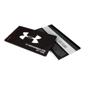 Entertainment Looking for an all-access pass to the largest selection of UA gear on the planet? Give 'em a UA Gift Card. Redeemable online, in stores, and over the phoneNo fees or expiration datesDelivered in a custom UA gift boxNot eligible for military or first responder discounts - $500.00
