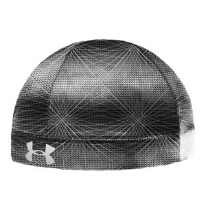 Fitness Armed with our signature HeatGear(R) technology, the Men's UA Graphic Skull Cap keeps the heat from slowing you down. It'll never get too hot under there, thanks to its breathable, 4-way stretch fabric and superior moisture management technology. Add in a range of big, bold prints to choose from, and the UA Graphic Skull Cap has everything you need to feel cool in a style that suits you. Lightweight, 4-way stretch construction improves fit and accelerates dry time so you stay comfortableSignature Moisture Transport System wicks away sweat, keeping you cool, dry, and lightAllover graphic detail and rim logo on skull cap get you noticed on and off the fieldMen's one size fits allImported - $14.99