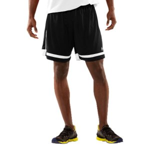 "Fitness Lightweight, fast-drying 4-way stretch fabric improves your mobilityGame-changing Moisture Transport System wicks away sweat to keep you cooler and drierThrowback styling lets your skills do the talking7.5"" inseam100% PolyesterImported - $19.99"
