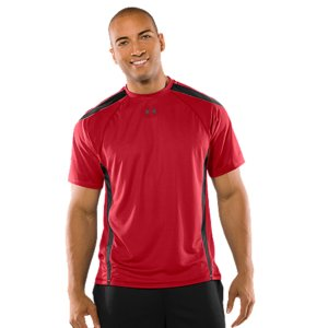 Fitness Super-soft, micromesh fabric creates optimal ventilation and maximum breathability, so you can stay focusedLightweight, 4-way stretch construction improves mobility and maintains shapeSignature Moisture Transport System wicks away sweat to keep you cooler and drierAnti-odor technology prevents the growth of odor-causing microbes, keeping your gear fresher, longerSport-inspired contrast color panels add hits of style and statement100% PolyesterImported - $24.99