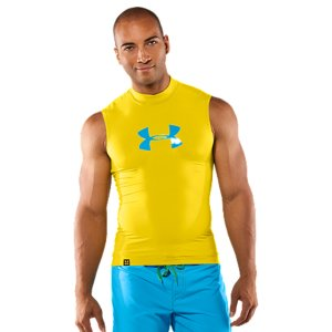 Fitness Durable, quick-dry nylon fabric gives you abrasion-free protection during watersports4-way stretch fabrication improves mobility, while helping to maintain shape and accelerate dry timeUPF 30+ finish protects your skin from the sun's harmful raysGlued seams are smooth against the body, preventing chafing and promoting mobilityDurable sublimated graphics stay fade-free5.8 oz. NylonImported - $39.99