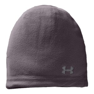 Fitness Ultra-soft, form-fitting microfleece beanie for comfort and warmth in the brutal cold4-way stretch to accelerate dry time and maintain shapeAdvanced EVO ColdGear(R) lining is soft to the touch and traps warmth like no otherEmbroidered UA logo PolyesterImported - $24.99
