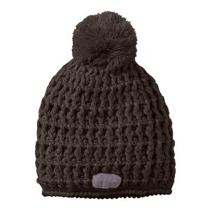 Fitness Soft, sweater-knit acrylic feels just as warm as it looksNo-fold beanie with a chunky popcorn knit adds texture and warmthPom-pom and UA logo patch for a touch of styleWomen's one size fits allShell: AcrylicLining: Polyester/ElastaneImported - $24.99