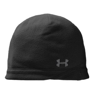 Fitness Solid-colored fleece beanie with ColdGear(R) lining that traps heat for superior warmthSignature Moisture Transport System wicks sweat to keep you cool and dryAvailable in both boys' and girls' colors to match your other Winter gearSubtle UA logo makes a big statementYouth one size fits all100% Polyester FleeceImported - $13.99