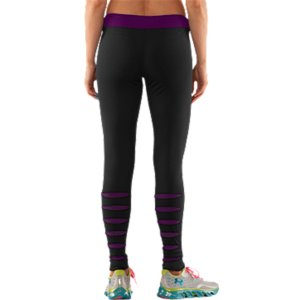 Fitness Like a personal trainer, these tights keep you pushing harder with our locked and loaded UA Compression construction, cold-crushing EVO ColdGear(R) fabric, and super-breathable mesh insets for seriously comfortable performance mile after mile. Locked-in UA Compression fit increases muscle power and decreases recovery time after your workoutDual-layer EVO ColdGear(R) provides a durable, slick, fast-drying exteriorSignature Moisture Transport System wicks sweat to keep you dry and lightLightweight, 4-way stretch fabrication improves range of motion and dries fasterAnti-microbial technology keeps your gear smelling fresher, longerScalloped, 2-piece waistband for a streamlined fitUnique contrast leg slashes deliver enhanced ventilationPolyester/ElastaneImported - $44.99